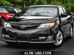 2012 used toyota camry 4dr sedan i4 automatic se at alm gwinnett