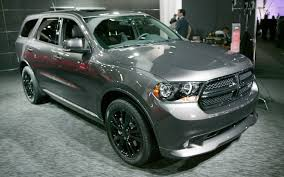Dodge Durango Rt 2016 - 2013 detroit dodge expands blacktop package to journey durango