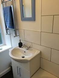 Traditional Contemporary Bathrooms Uk - powder room with traditional design installation in leeds by uk