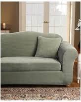 Green Sofa Slipcover by Sofa Slipcovers Bhg Com Shop