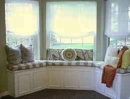 as window treatments ideas bay window treatments sunshiny bay bow