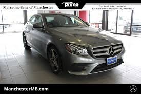mercedes of manchester nh used 2017 mercedes e class for sale manchester nh