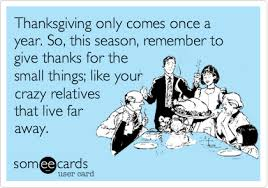 happy thanksgiving who wants to start the passive aggressive