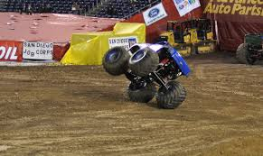 Monster Trucks In San Diego This Saturday Night At Qualcomm