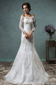 fit and flare wedding dress top 100 most popular wedding dresses in 2015 part 2 sheath fit