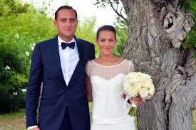 mariage montpellier mariage elégance blanc au domaine des moures fleuriste mariage