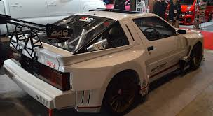 mitsubishi starion rally car widebody starion with a rb26 u2013 engine swap depot