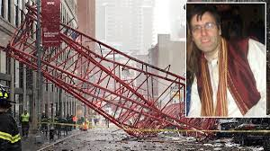 Man Killed By Falling Crane Was U0027brilliant U0027 Harvard Grad Family