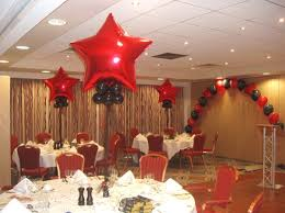 New Years Decorations Uk by Christmas Balloons Decorations For Xmas And New Year Eve Parties