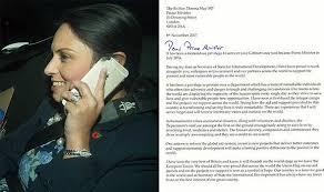 priti patel resignation letter in full as cabinet member quits