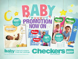huggies gold specials checkers baby product catalogue layout catalog