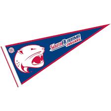 College Flag Amazon Com University Of South Alabama Pennant Full Size Felt