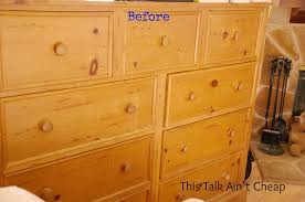 Staining Bedroom Furniture Refinish Bedroom Furniture How To A Dresser Without Sanding How