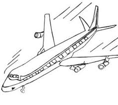 kidscolouringpages orgprint u0026 download airplane coloring page