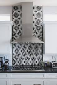 kitchen backsplash ideas 2020 for white cabinets 19 black white kitchen backsplash ideas make it