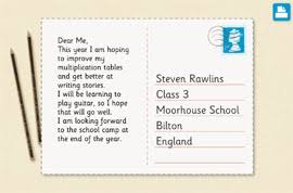 printable postcard template for students blank postcard templates for young writers edgalaxy cool stuff
