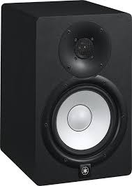 amazon com yamaha hs7 100 watt series monitor black musical