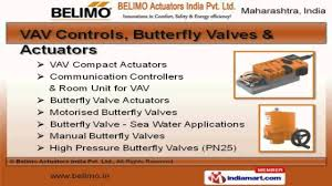 air u0026 water application by belimo actuators india pvt ltd