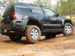 nissan xterra lifted off road stonypointx second generation nissan xterra forums 2005