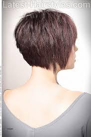 back views of short hairstyles bob hairstyle short bob hairstyles from back view inspirational