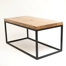 metal frame coffee table grid forge creative bespoke furniture hand made products