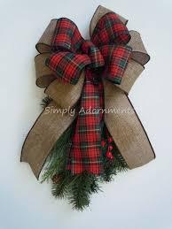 christmas bows for sale best 25 tartan christmas ideas on tartan throws