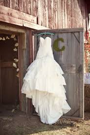 27 stunning barn wedding dresses weddingomania