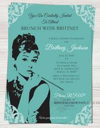 bridal brunch invitation 13 bridal shower invite ideas