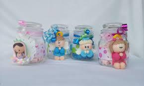 recuerdos de bautizado con frascos de gerber paq 25 pzas recuerdo dulcero cristal baut boda prim com xv
