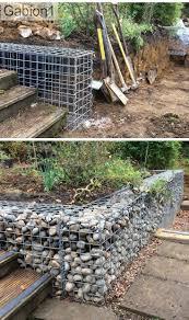 Small Garden Retaining Wall Ideas Retaining Wall Design Gabion Retaining Wall Design Supported Cool