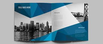 architecture brochure template architecture magazine template on
