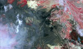Wildfire Colorado News by Colorado Fires From Space Newscut Minnesota Public Radio News