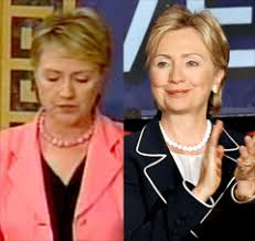 hairstyles through the years hillary clinton s do goes from left to right ny daily news