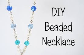 beads necklace tutorial images Beaded necklace tutorial jpg