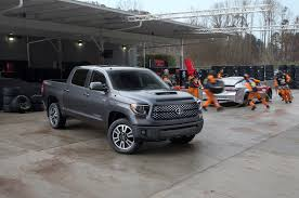 toyota suv trucks toyota to update body on frame models considers hybrid truck