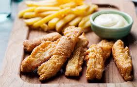 britische küche knuspriger fisch und chips sauce tartare britische küche
