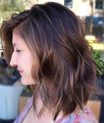 hairstyles for brown hair and blue eyes best hair colors for blue eyed woman