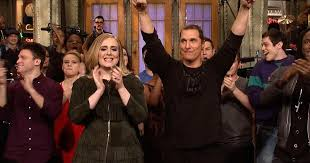 Thanksgiving Snl Skit Adele U0027s U0027hello U0027 Gets Comical And Serious Takes On Snl Ny Daily News