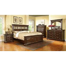 King Bedroom Sets Furniture Lawrence Edington King Bedroom Suite Mathis Brothers Furniture