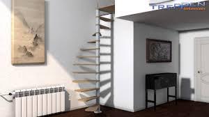 arke treppen montageanleitung spindeltreppe flamenco