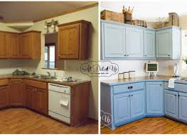 Painting The Kitchen Ideas Charming Milk Paint For Kitchen Cabinets With General Finishes