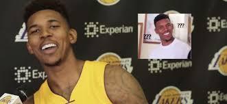 Lakers Meme - nick young named himself as his favorite emoji byron scott as the