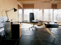 bureau cavour bureau cavour bois verre 247 x 90 cm chêne naturel noir