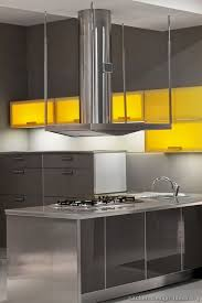 gray and yellow kitchen ideas contemporary kitchen cabinets pictures and design ideas