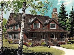 cabin plans with porch 71 best mountain house plans images on architecture