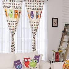 Owl Pictures For Kids Room by Owl Curtain Suit For Kids Room Curtainsmarket Blog