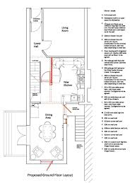 space planning interior design exeter exmouth devon space planning for victorian house refurbishment