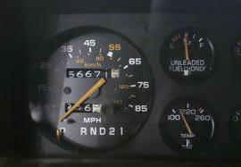 1984 corvette top speed speedometer top speed often exceeds