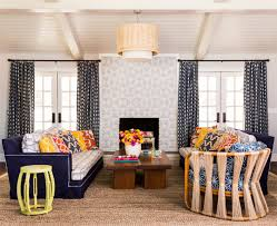 painting livingroom 20 painted brick fireplaces in the living room home design lover