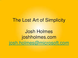the lost art of simplicity 1 728 jpg cb u003d1247223608